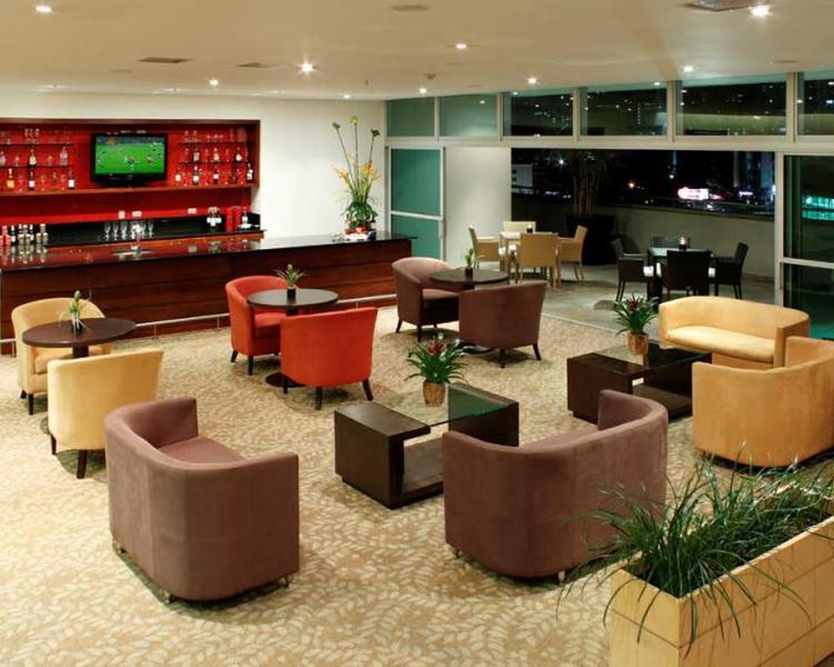 BAR Hotel ESTELAR Apartamentos Medellín Medellín