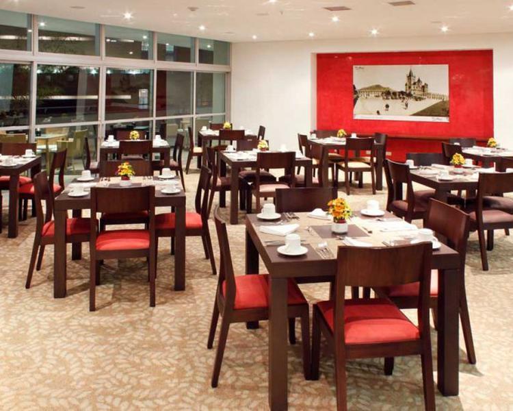 RESTAURANTE Hotel ESTELAR Apartamentos Medellín Medellín